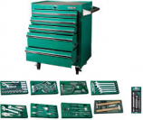 DRAWER TOOL TROLLEY PROMOTION SET