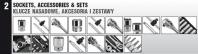 Sockets,Accessories & Sets