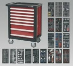TROLLEY DRAWER WITH TOOLS